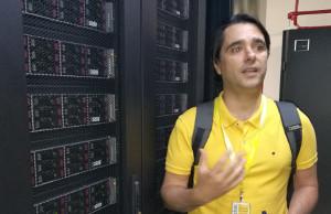 Angel Sanchez, Profesionalhosting
