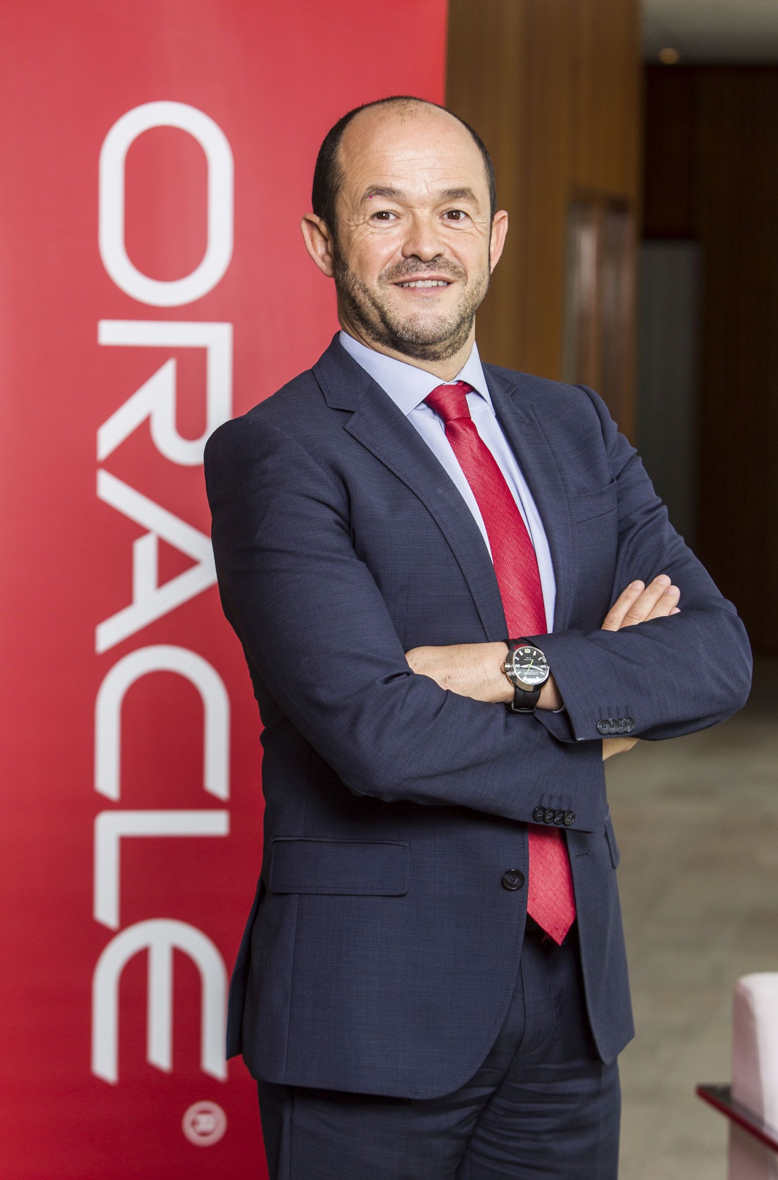 Miguel Salgado, director de Alianzas y Canal de Oracle Iberia en el área de Tecnología y Sistemas