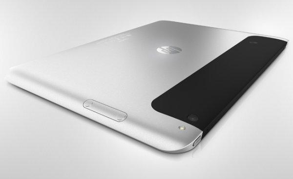 Parte trasera de HP ElitePad 900